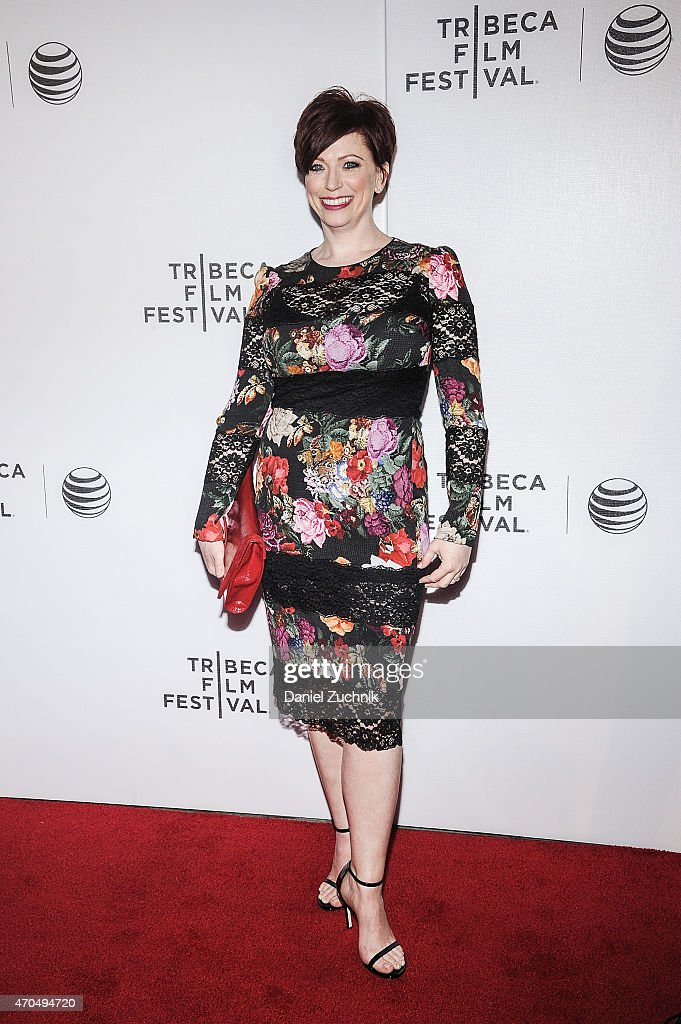 Director Sheena M. Joyce attends the 2015 Tribeca Film Festival - World Premiere Narrative: 'Slow Learners' at Regal Battery Park 11 on April 20, 2015 in New York City.
