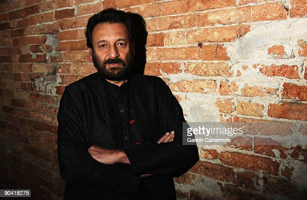 Director Shekhar Kapur attends the Swarovski hosted 'The Passage' Party during the 66th Venice Film Festival on September 6 2009 in Venice Italy