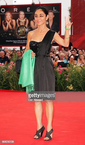 Director Shirin Neshat attends the Closing Ceremony at the Sala Grande during the 66th Venice Film Festival on September 12 2009 in Venice Italy