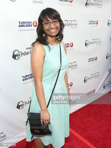 Director Shreyasi Das attends the Indian Film Festival of Los Angeles Opening Night Gala for Gangs Of Wasseypur at ArcLight Cinemas on April 9 2013...