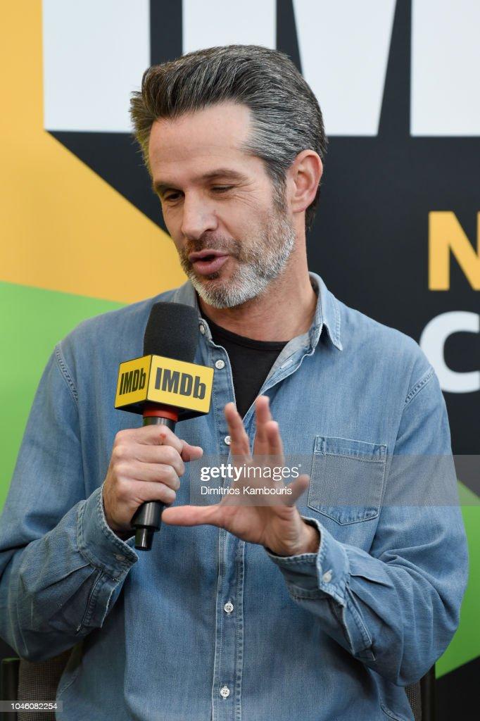 Director Simon Kinberg of 'X-Men: Dark Phoenix' attends IMDb