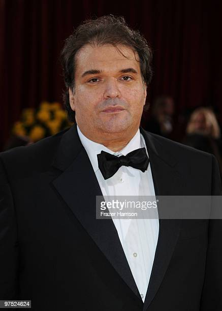 Director Simon Monjack arrives at the 82nd Annual Academy Awards held at Kodak Theatre on March 7 2010 in Hollywood California