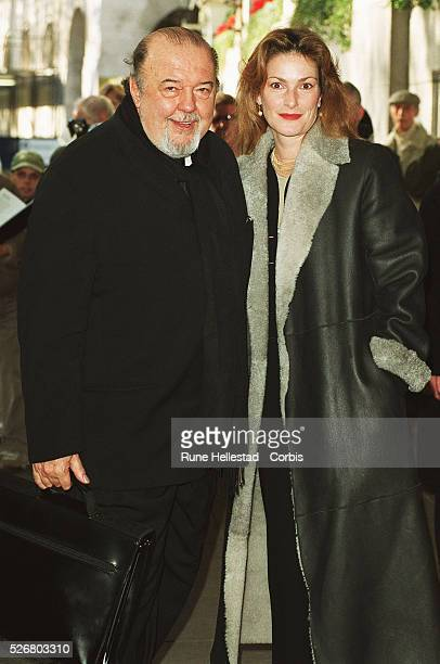 Director Sir Peter Hall attends the 2001 Evening Standard Awards in London The annual event honors British theater
