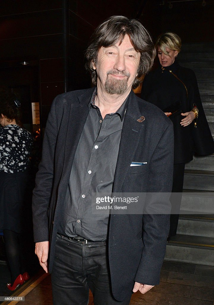 Director Sir Trevor Nunn attends an after party celebrating the press night performance of 'Fatal Attraction' at Mint Leaf Restaurant on March 25, 2014 in London, England.