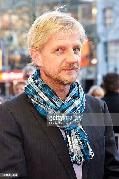 Director Soenke Wortmann attends the 'Jupiter Award 2010' at Puro Sky Lounge on April 16 2010 in Berlin Germany