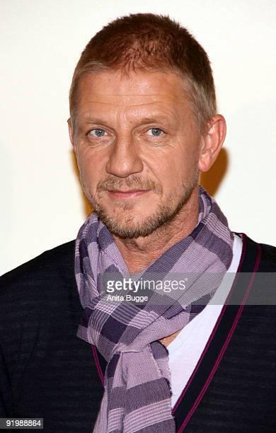 Director Soenke Wortmann attends the photocall of 'Pope Joan' at Hotel Ritz Carlton on October 19 2009 in Berlin Germany