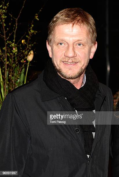 Director Soenke Wortmann attends the 'Tuan Yuan' Premiere during day one of the 60th Berlin International Film Festival at the Berlinale Palast on...