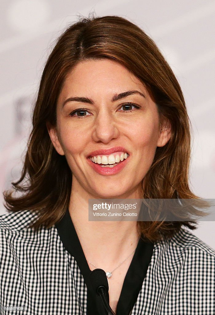 Director Sofia Coppola attends 'The Bling Ring' press conference during the 66th Annual Cannes Film Festival at Palais des Festival on May 16, 2013 in Cannes, France.