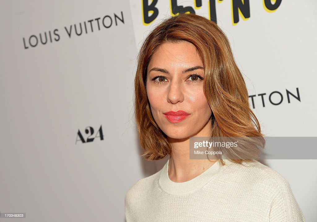Director Sofia Coppola attends 'The Bling Ring' screening at Paris Theatre on June 11, 2013 in New York City.