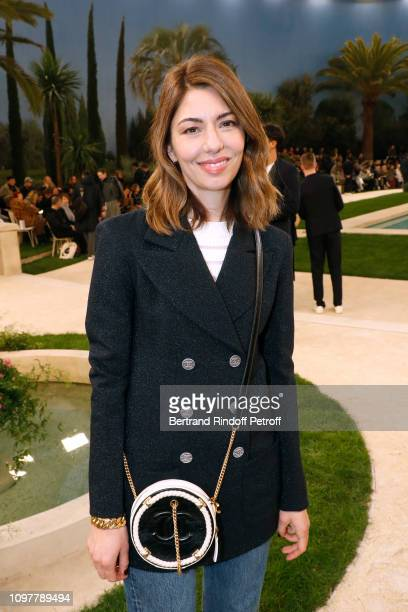 Director Sofia Coppola attends the Chanel Haute Couture Spring Summer 2019 show as part of Paris Fashion Week on January 22, 2019 in Paris, France.