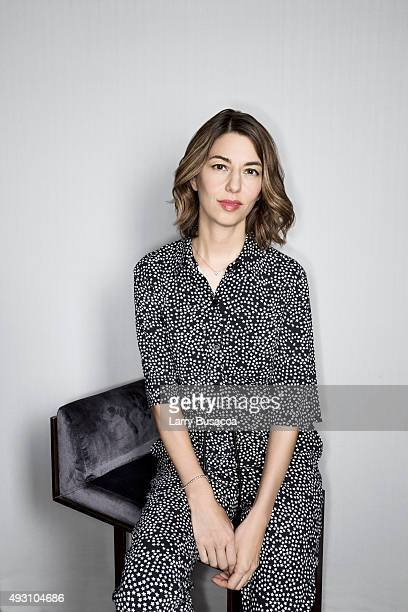 Director Sofia Coppola attends The Daily Front Row's Third Annual Fashion Media Awards at the Park Hyatt New York on September 10 2015 in New York...