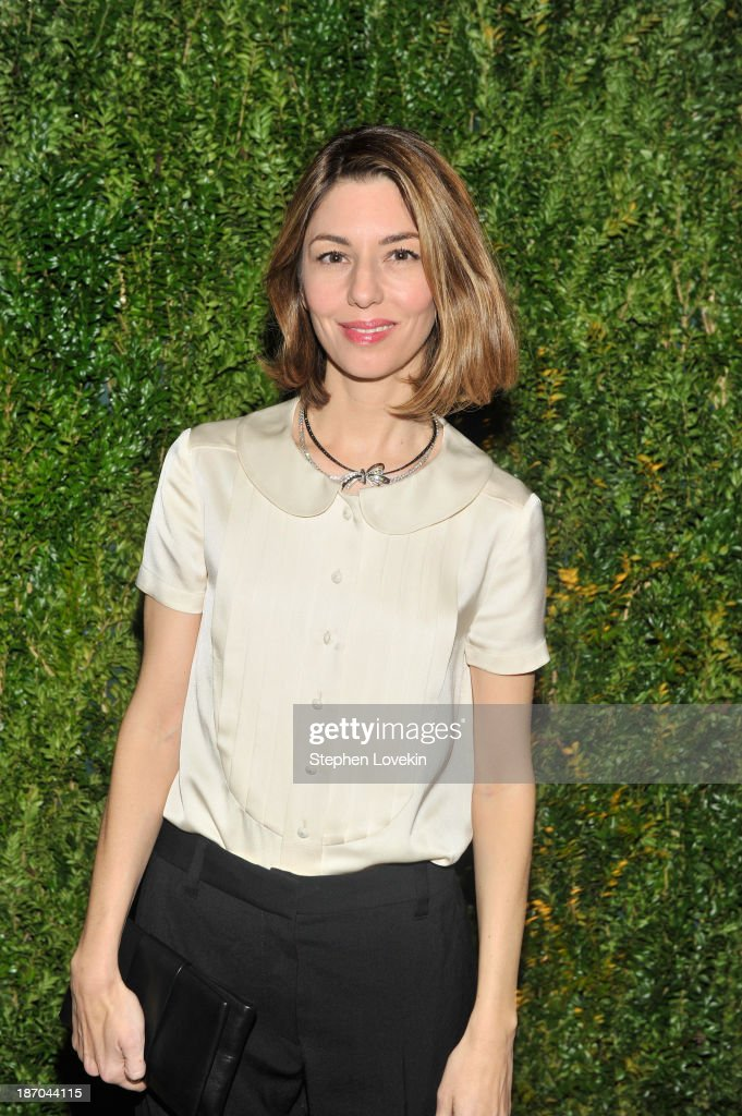 Director Sofia Coppola attends The Museum of Modern Art Film Benefit: A Tribute to Tilda Swinton reception at Museum of Modern Art on November 5, 2013 in New York City.