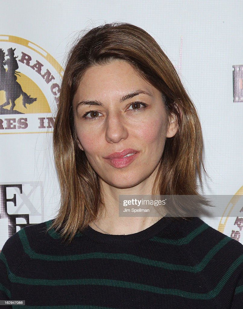 Director Sofia Coppola attends the opening night party for the 2013 First Time Fest at The Players Club on March 1, 2013 in New York City.