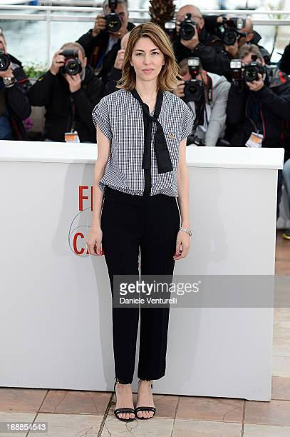 Director Sofia Coppola attends the photocall for 'The Bling Ring' during the 66th Annual Cannes Film Festival at Palais des Festivals on May 16 2013...
