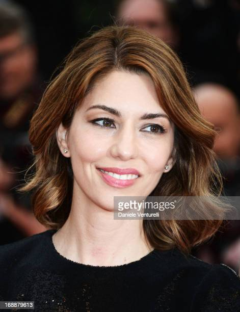 Director Sofia Coppola attends the Premiere of 'The Bling Ring' at The 66th Annual Cannes Film Festival at Palais des Festivals on May 16, 2013 in...