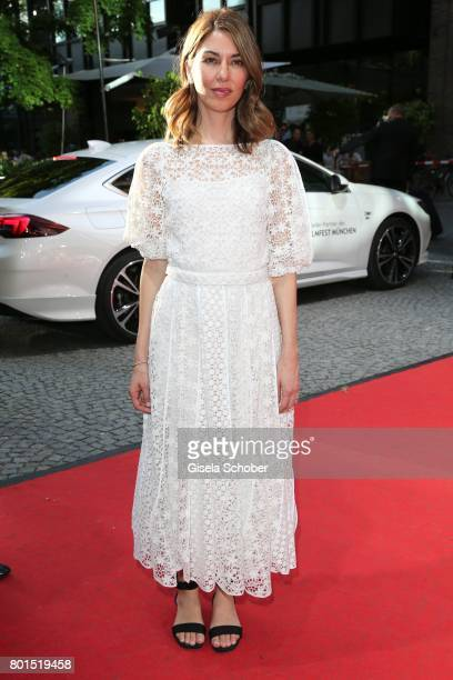 Director Sofia Coppola attends the premiere of the movie 'Die Verfuehrten' during the film festival Munich at Gasteig on June 26 2017 in Munich...