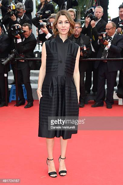Director Sofia Coppola attends the 'Saint Laurent' Premiere at the 67th Annual Cannes Film Festival on May 17 2014 in Cannes France