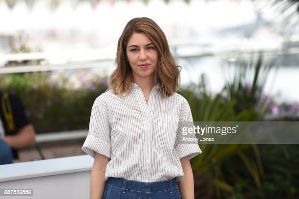 """Director Sofia Coppola attends the """"The Beguiled"""" photocall during the 70th annual Cannes Film Festival at Palais des Festivals on May 24, 2017 in..."""
