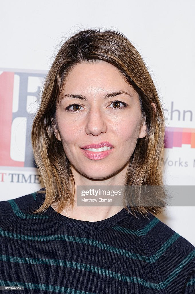 Director Sofia Coppola attends the 'The Virgin Suicides' as part of the First Exposure Series during the 2013 First Time Fest at AMC Loews Village 7 on March 1, 2013 in New York City.