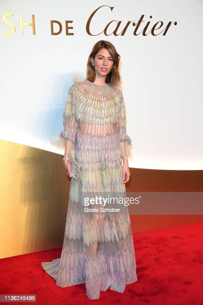 Director Sofia Coppola during the Clash de Cartier event at la Conciergerie on April 10 2019 in Paris France