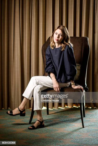 Director Sofia Coppola is photographed for Los Angeles Times on June 11, 2017 in Los Angeles, California. PUBLISHED IMAGE. CREDIT MUST READ:...