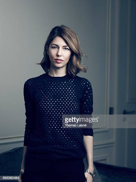 Director Sofia Coppola is photographed for Self Assignment on April 26 2013 in Paris France