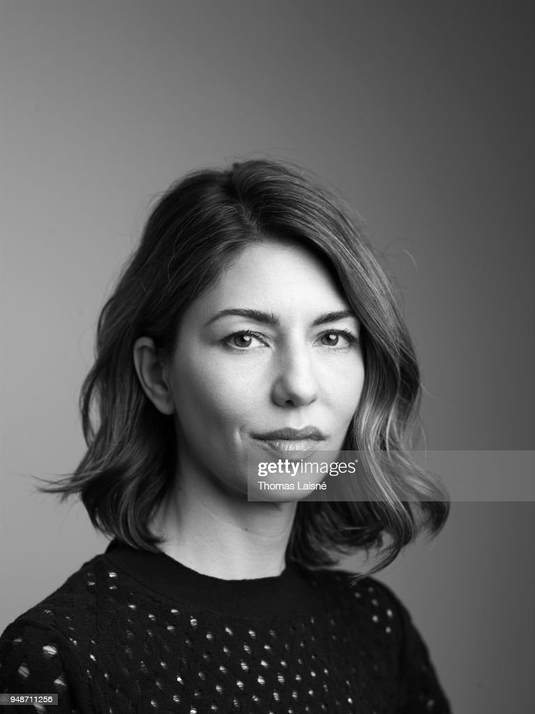 Director Sofia Coppola is photographed for Self Assignment on April 26, 2013 in Paris, France.