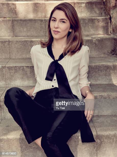 Director Sofia Coppola is photographed for Variety on May 5 2017 in Los Angeles California