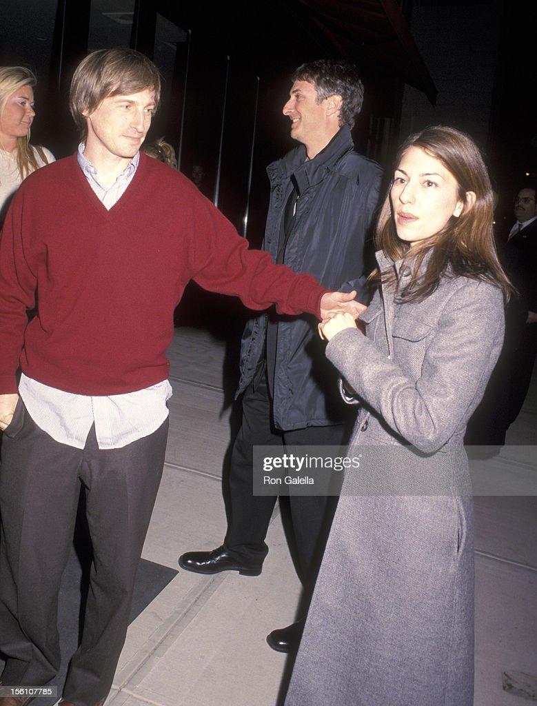 Director Spike Jonze and Screenwriter/Director Sofia Coppola attend