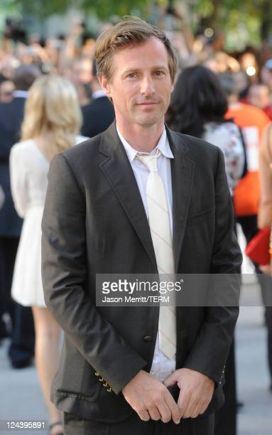 Director Spike Jonze arrives at 'Moneyball' Premiere at Roy Thomson Hall during the 2011 Toronto International Film Festival on September 9 2011 in...