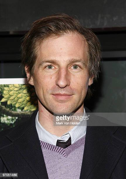 Director Spike Jonze attends a screening of 'Tell Them Anything You Want' at the IFC Center on February 24 2010 in New York City