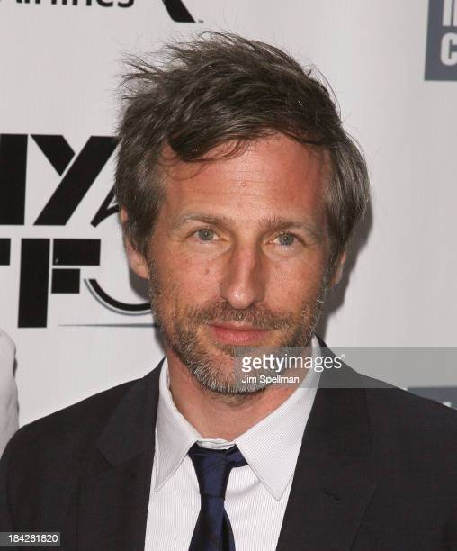 Director Spike Jonze attends the Closing Night Gala Presentation Of 'Her' during the 51st New York Film Festival at Alice Tully Hall at Lincoln...