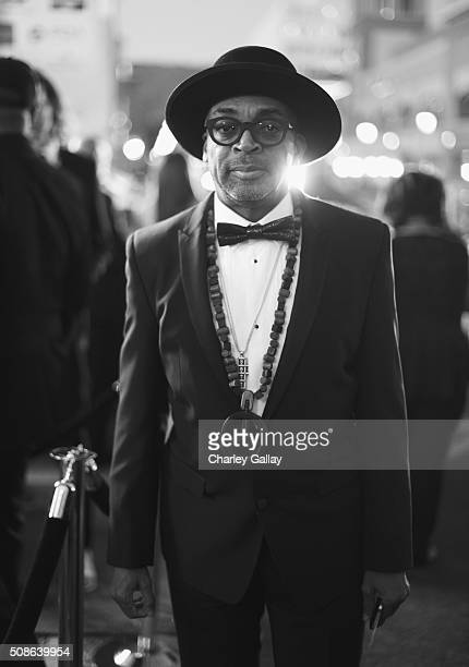 Director Spike Lee attends the 47th NAACP Image Awards presented by TV One at Pasadena Civic Auditorium on February 5 2016 in Pasadena California