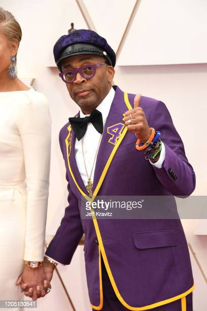 Director Spike Lee attends the 92nd Annual Academy Awards at Hollywood and Highland on February 09, 2020 in Hollywood, California.