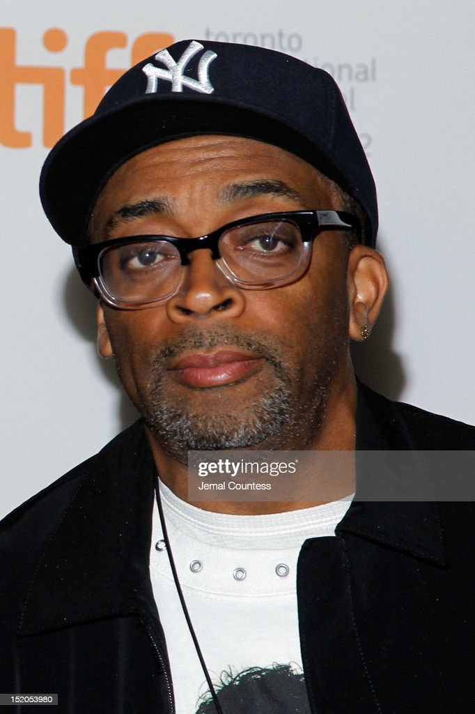 Director Spike Lee attends the 'Bad 25' Premiere during the 2012 Toronto International Film Festival held at the Ryerson Theatre on September 15, 2012 in Toronto, Canada.
