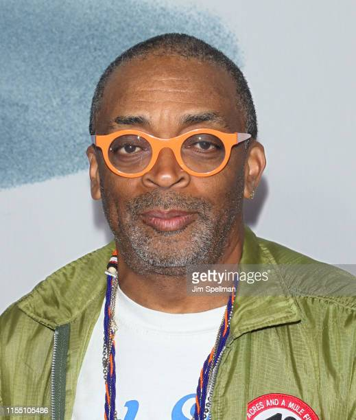 """Director Spike Lee attends the """"Rolling Thunder Revue: A Bob Dylan Story By Martin Scorsese"""" New York screening at Alice Tully Hall, Lincoln Center..."""