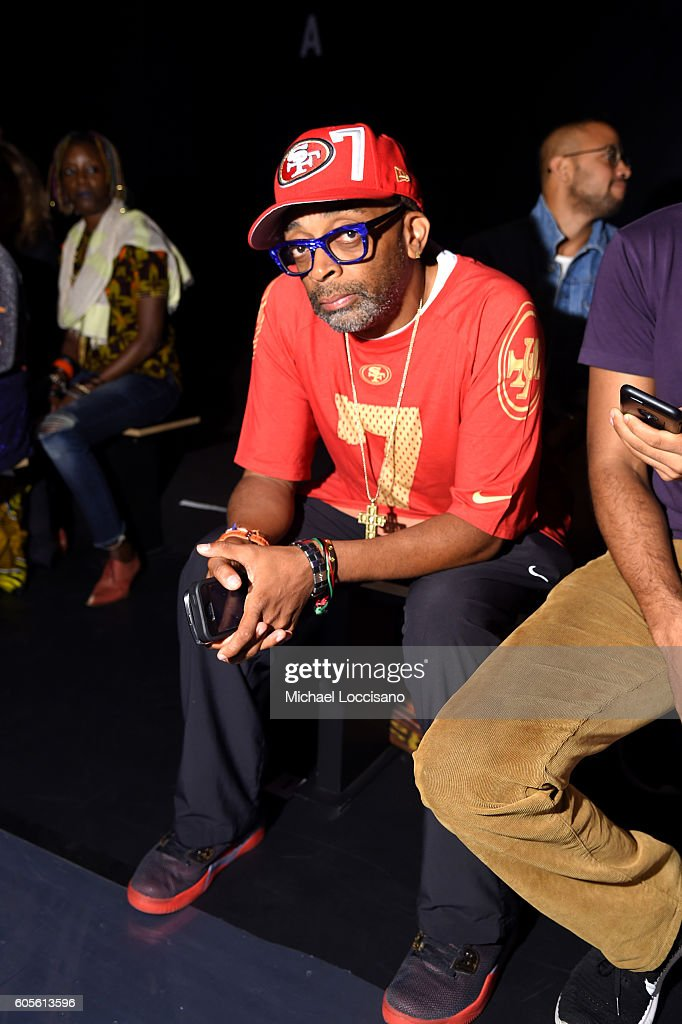 Xuly Bet - Front Row - September 2016 - New York Fashion Week: The Shows