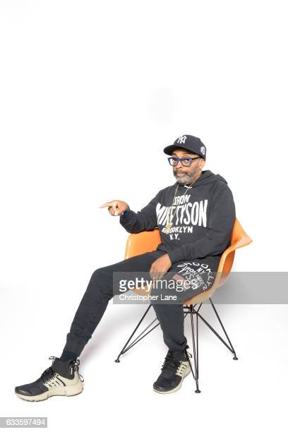 Director Spike Lee is photographed for The Guardian Magazine on November 13 2016 in New York City PUBLISHED IMAGE