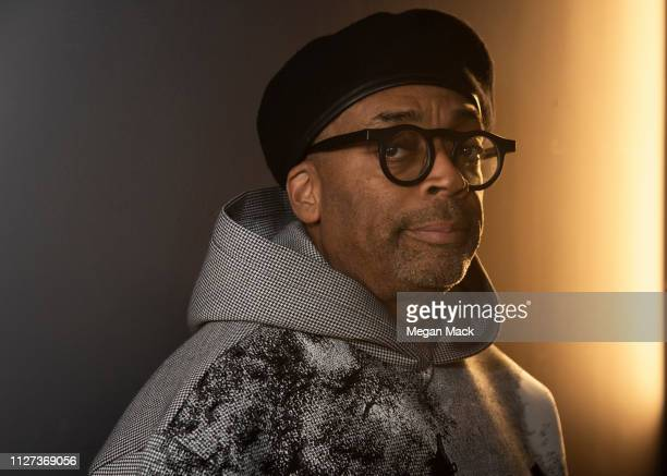 CA: Spike Lee, The Wrap, February 6, 2019