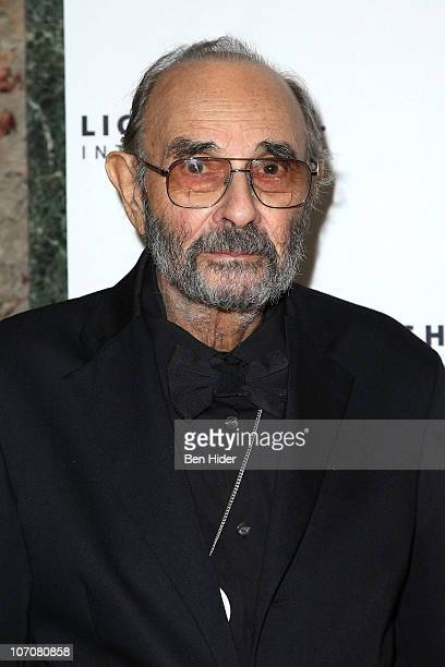 Director Stanley Donen attends the Light Years Gala salutes The Art of Film event at The Plaza Hotel on November 22 2010 in New York City