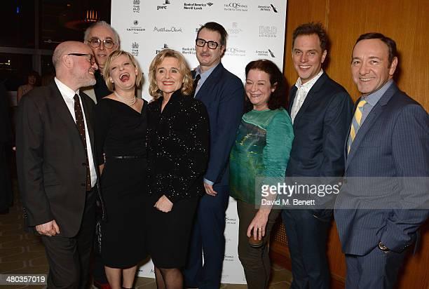 Director Stanley Posner actors Peter Egan Martha Plimpton Sinead Cusack writer John Robin Baitz actors Clare Higgins Daniel Lapaine and Kevin Spacey...