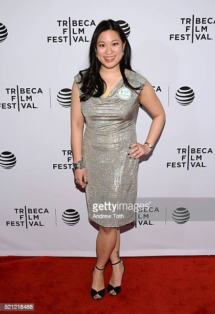 """Director Steph Ching attends """"After Spring"""" Premiere - 2016 Tribeca Film Festival at Chelsea Bow Tie Cinemas on April 14, 2016 in New York City."""