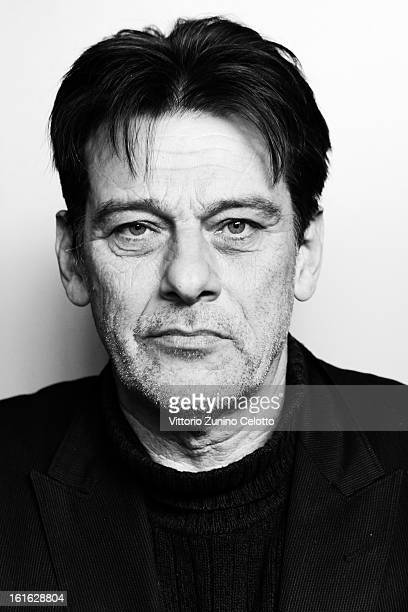 Director Stephan Apelgren attends the 'Eskil Trinidad' Portrait Session during the 63rd Berlinale International Film Festival at the Berlinale Palast...