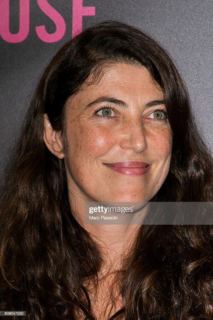 Director Stephanie Di Giusto attends the 'La Danseuse' Premiere at Cinema Gaumont Opera on September 19, 2016 in Paris, France.