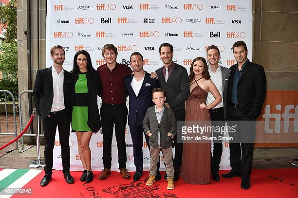 Director Stephen Dunn Actress Joanne Kelly Actor Connor Jessup Producer Kevin Krikst Jack Fulton Actor Aaron Abrams Actress Sofia Banzhaf Producer...