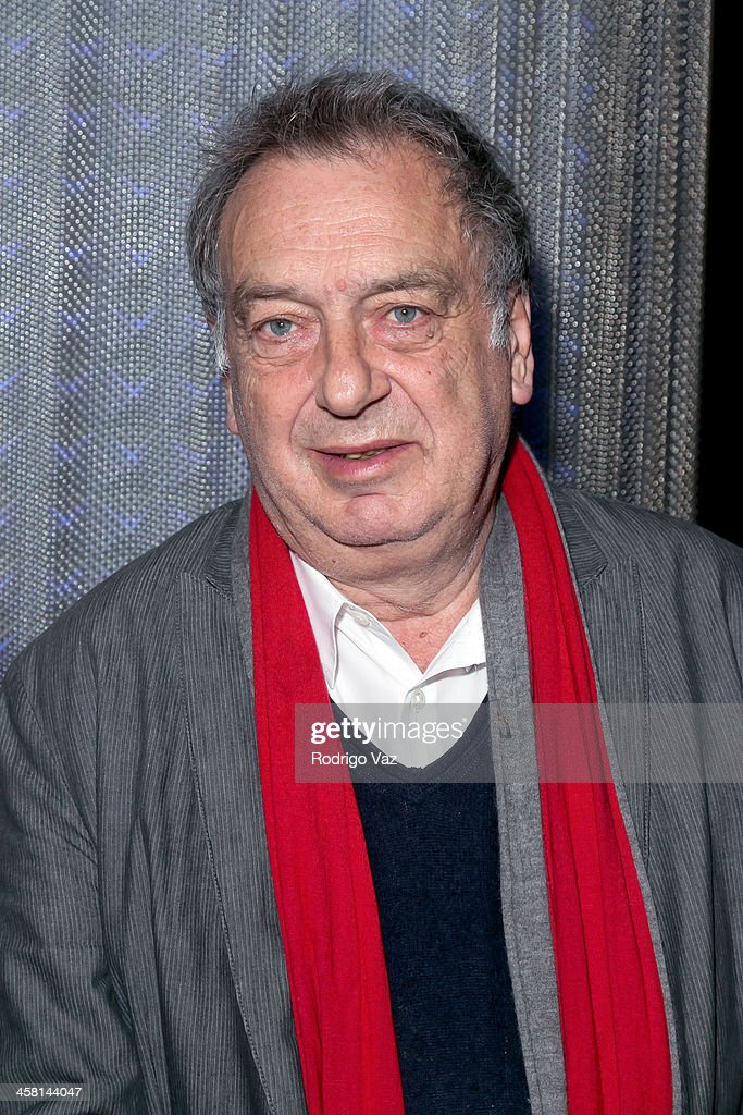 Director Stephen Frears attends the 'Philomena' Town Hall event and screening at Museum of Tolerance on December 19, 2013 in Los Angeles, California.