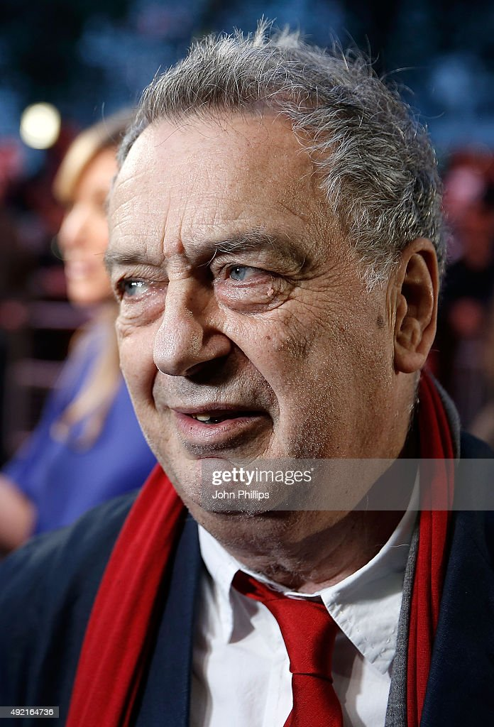 Director Stephen Frears attends the 'The Program' screening, during the BFI London Film Festival, at Vue Leicester Square on October 10, 2015 in London, England.