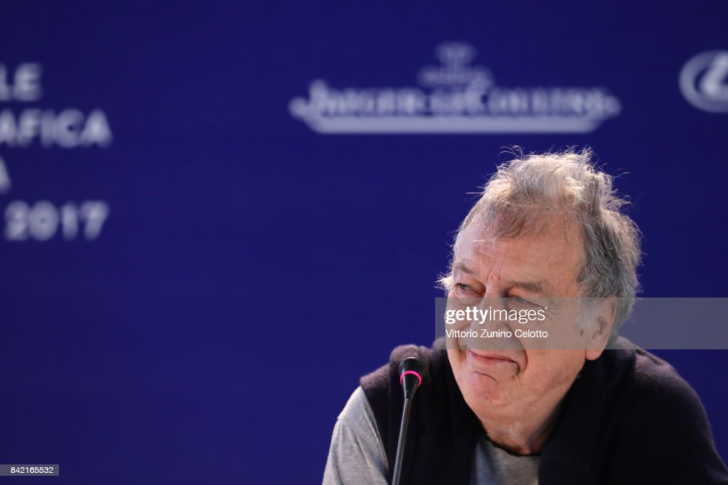 Jaeger-LeCoultre Glory To The Filmmaker Award Press Conference: 74th Venice Film Festival