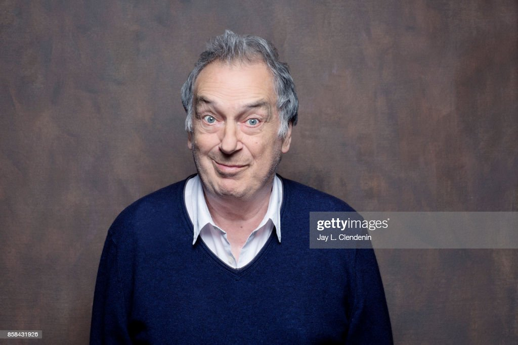 Director Stephen Frears from the film, 'Victoria & Abdul,' poses for a portrait at the 2017 Toronto International Film Festival for Los Angeles Times on September 12, 2017 in Toronto, Ontario.