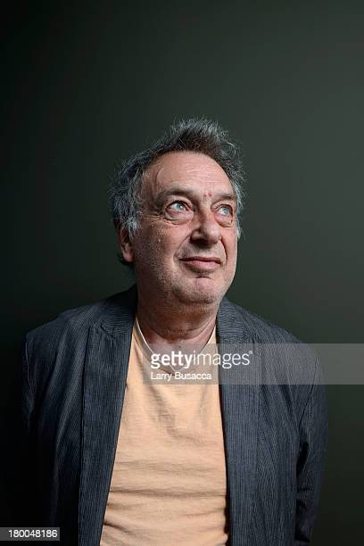 Director Stephen Frears of 'Philomania' poses at the Guess Portrait Studio during 2013 Toronto International Film Festival on September 8, 2013 in...